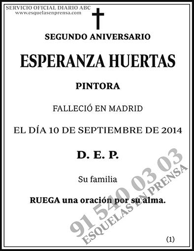 Esperanza Huertas